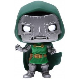 FUNKO POP FANTASTIC 4 DOCTOR DOOM