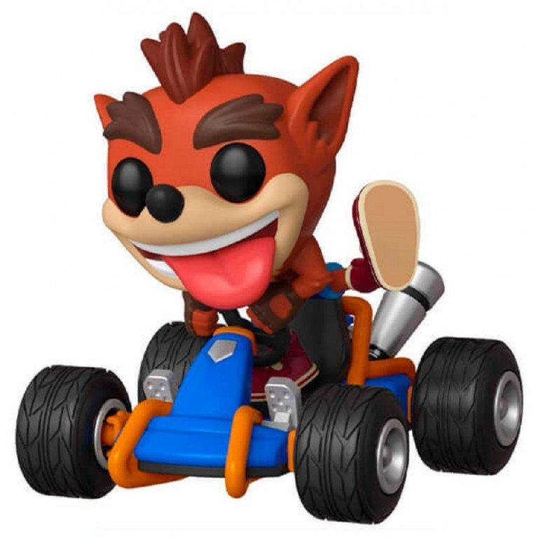 Funko Pop - Rides - Crash Bandicoot