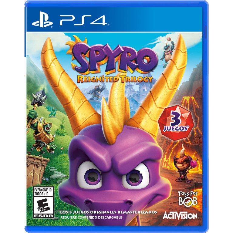 Spyro - Reignited trilogy - PS4