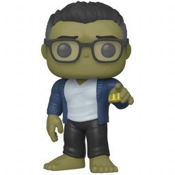 FUNKO POP MARVEL ENDGAME HULK WITH TACO