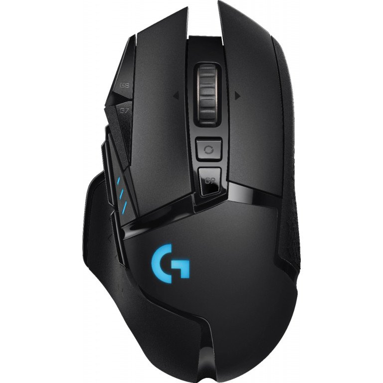 Logitech G502 Hero - Mouse para gaming