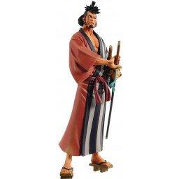 BANPRESTO ONE PIECE DXF THE GRANDLINE MEN WANOKUNI II