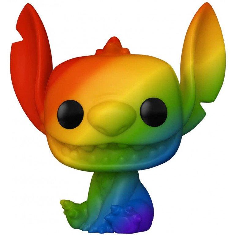 Funko Pop - Disney - Stitch - Stitch Rainbow