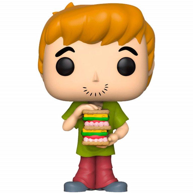 Funko POP - Animation - Scooby Doo - Shaggy w/Sandwich