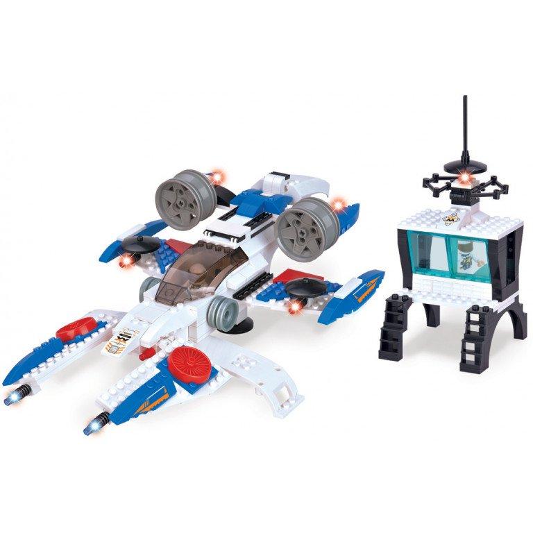 Brictek - Space Team - Invasor del espacio 308 piezas - Modelo 17016