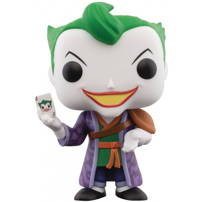Funko Pop - DC Heroes - Imperial Palace - The Joker