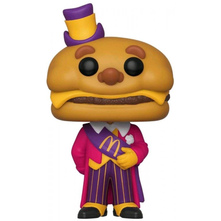 Funko Pop - Icons - Mc Donald - Mayor Mc Cheese