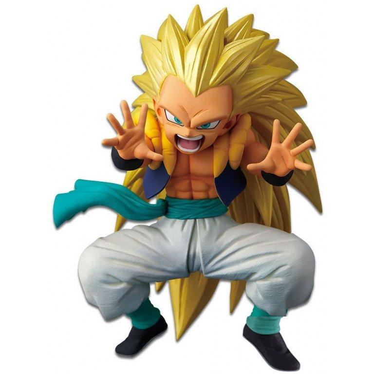Banpresto - Dragon Ball - Super Saiyan 3 - Gutenks