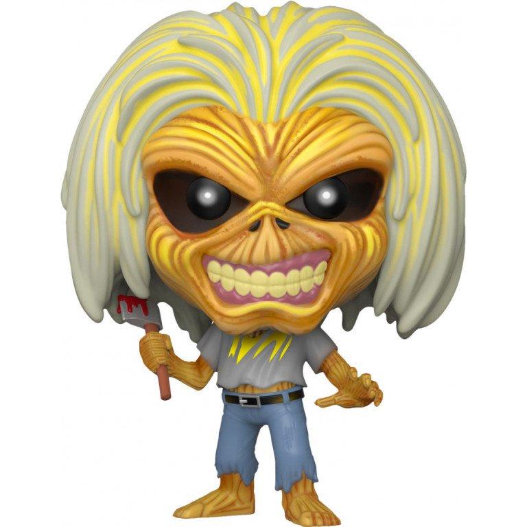 Funko POP - Rocks - Iron Maiden - Killers Eddie