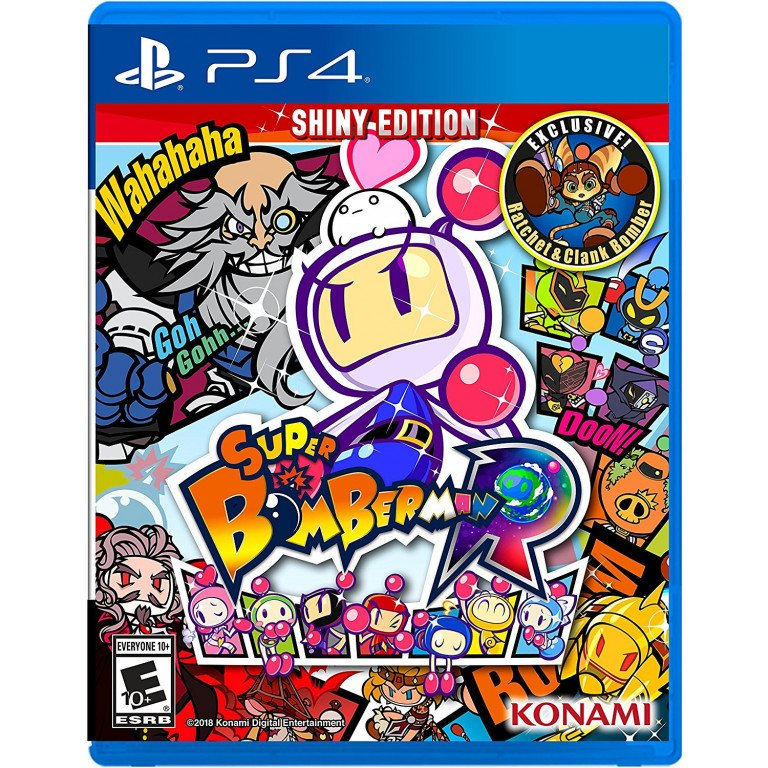 Super Bomberman - PS4