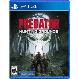 JUEGO PS4: PREDATOR HUNTING GROUNDS