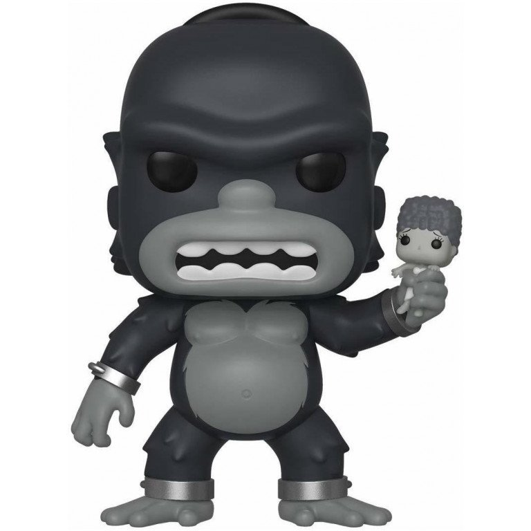 Funko POP - Television - The Simpsons - King Homer