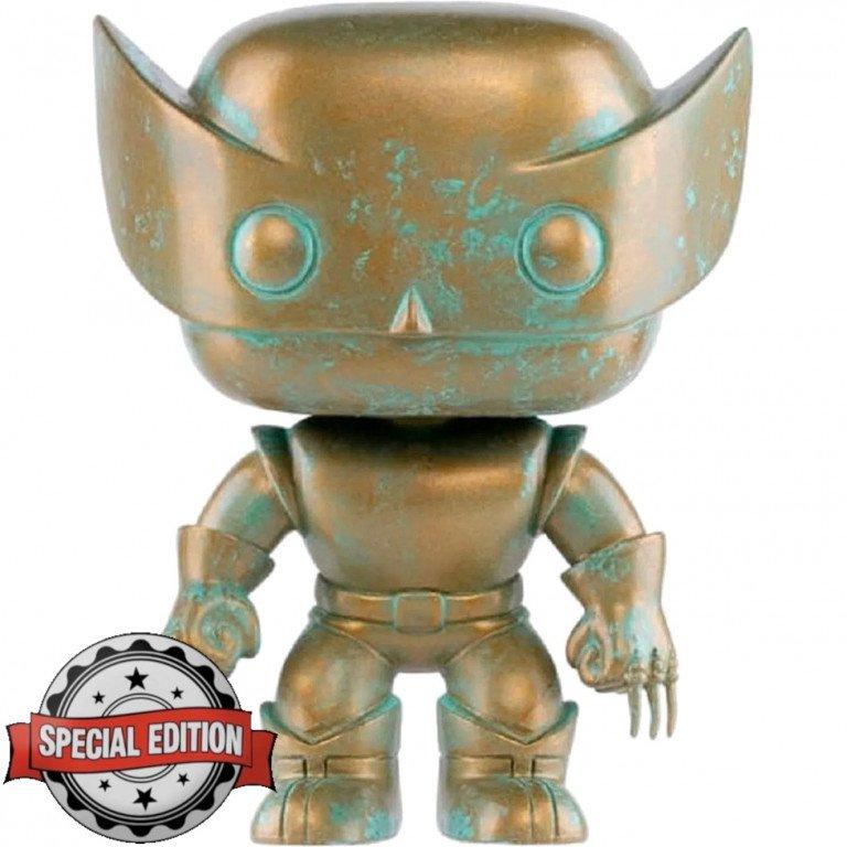 Funko Pop - Marvel - 80TH - Wolverine (edición especial)