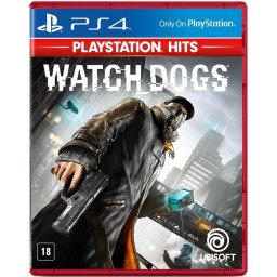 JUEGO PLAYSTATION 4: WATCH DOGS (HITS)