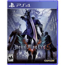 JUEGO PLAYSTATION 4: DEVIL MAY CRAY 5