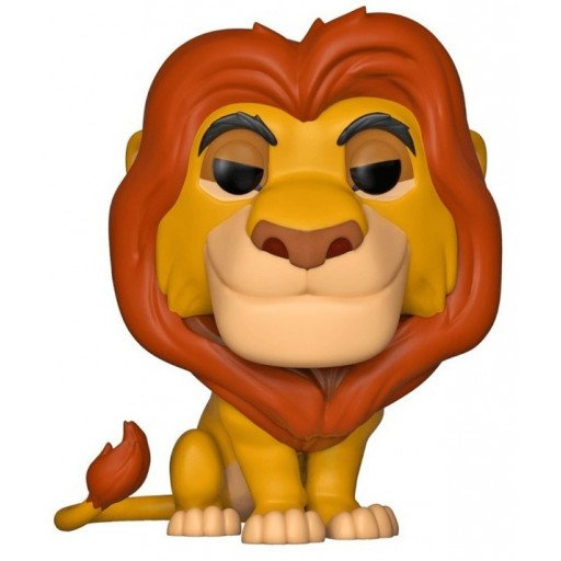 Funko POP - Disney - Lion King - Mufasa