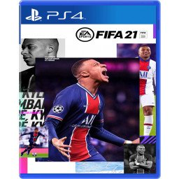 JUEGO PLAYSTATION 4: FIFA 21 ESTANDAR