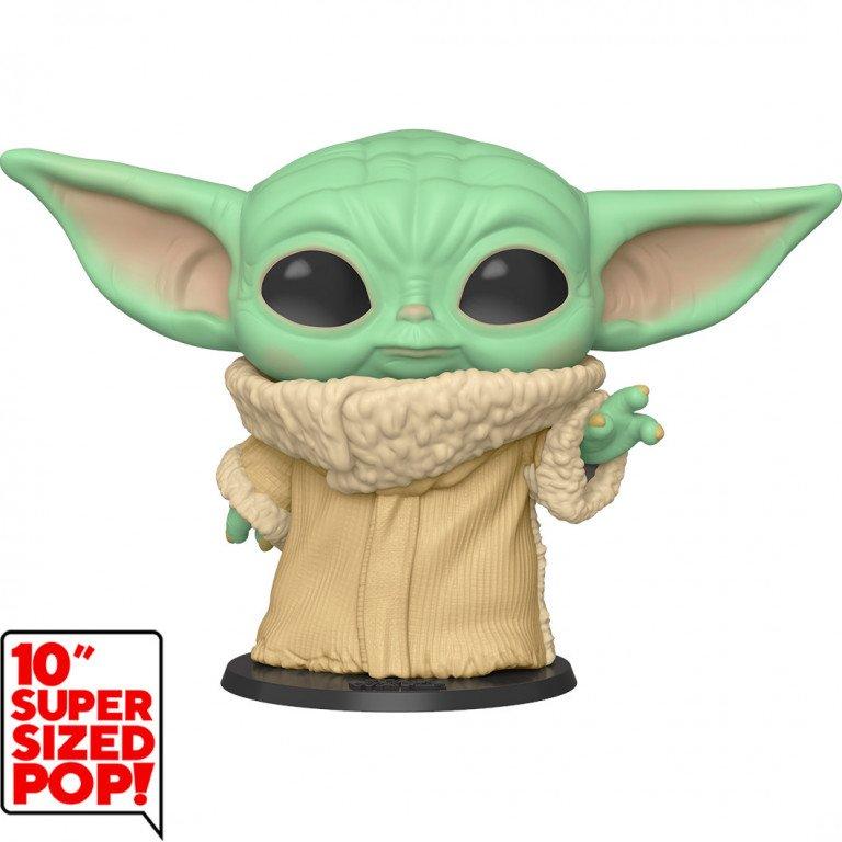 Funko Pop - Star Wars - Mandalorian - The child - Yoda (25CM) Super Size