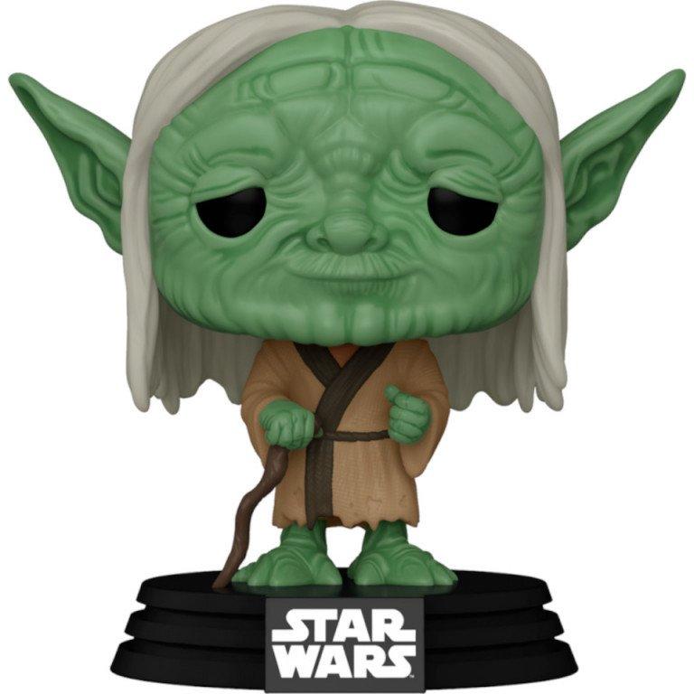 Funko Pop - Star Wars - Concept Series - Yoda