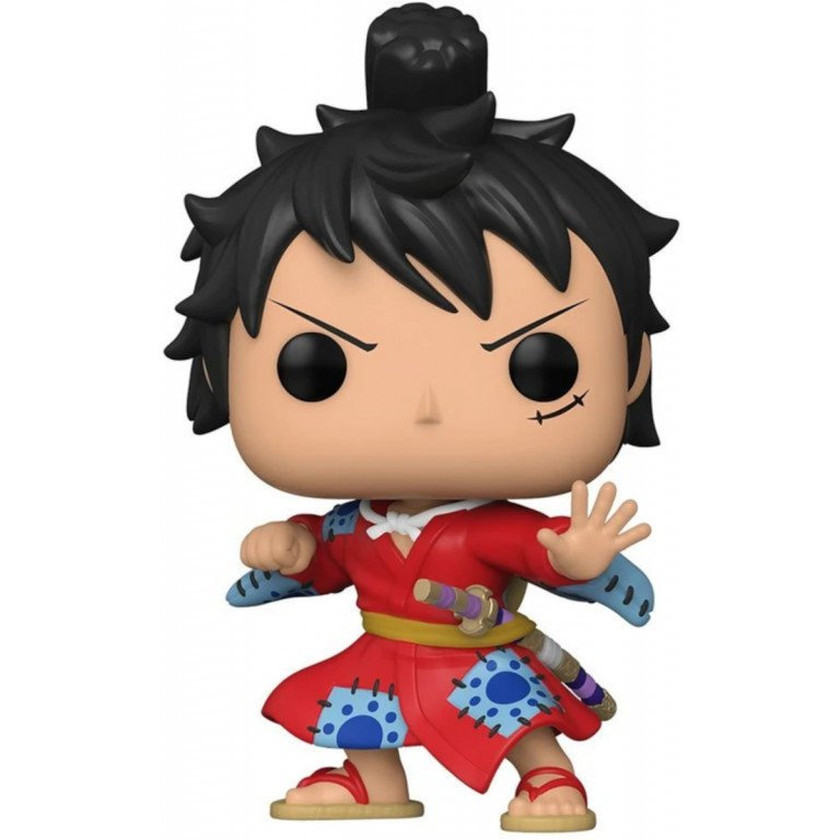 Funko Pop - Animation - One Piece - Luffy - Luffytaro