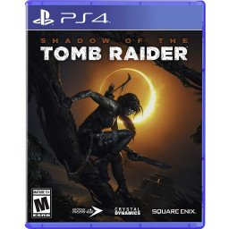 JUEGO PS4: SHADOW OF THE TOMB RAIDER