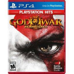 JUEGO PS4: GOD OF WAR 3 (HITS)
