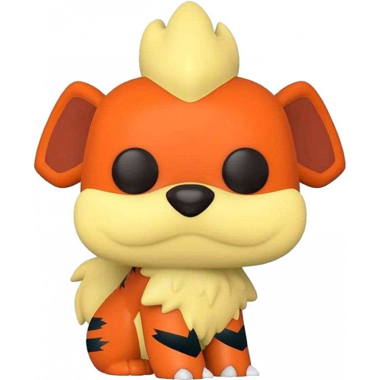 Funko Pop - Games - Pokemon - Growlithe