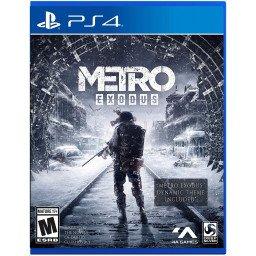 JUEGO PLAYSTATION 4: METRO EXODUS
