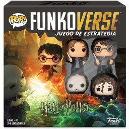 FUNKOVERSE HARRY POTTER 100 JUEGO