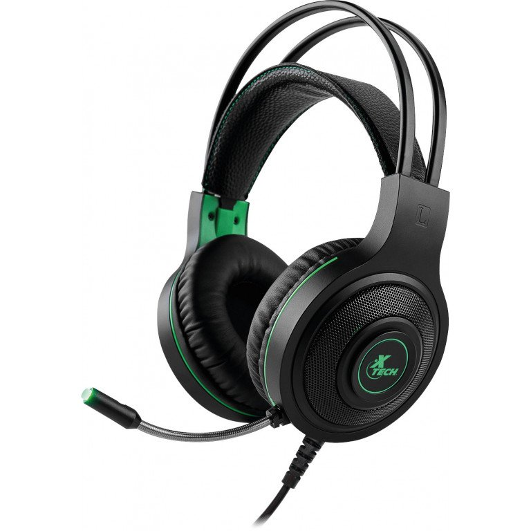 Audifono Gaming Xtech Insolense XTH-560 GS Gaming Serie