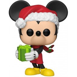 FUNKO POP DISNEY MICKEY HOLIDAY