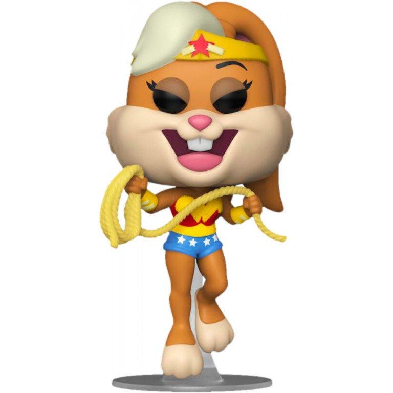 Funko Pop - Animation - Looney Tunes - Lola Bunny as Wonder Woman (special edition)
