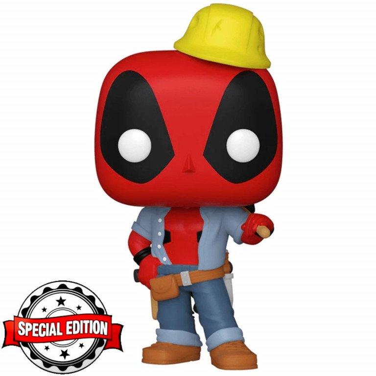 Funko Pop - Marvel - Deadpool - Deadpool Worker (special edition)