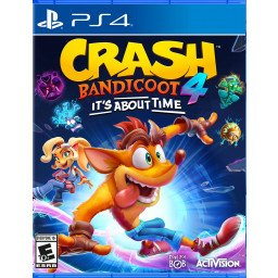 JUEGO PS4: CRASH BANDICOOT 4
