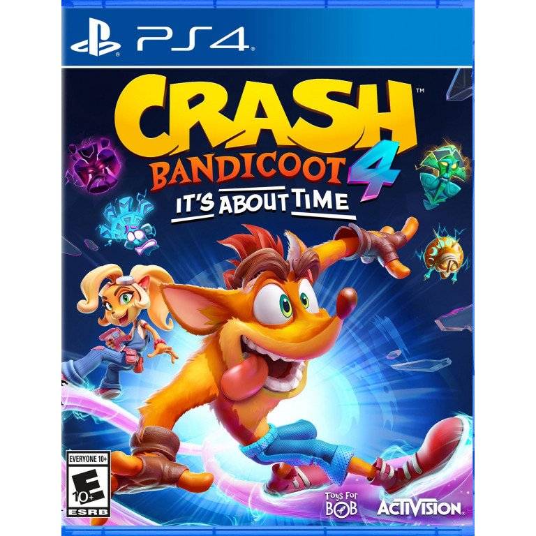 Crash Bandicoot 4 - Videojuego - Playstation 4