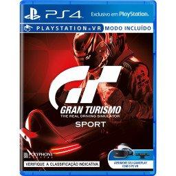 JUEGO PS4: GT GRAN TURISMO SPORT