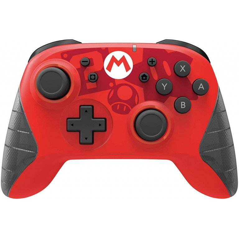Nintendo Switch - Wireless HORIPAD (Super Mario) By HORI - Officially Licensed By Nintendo