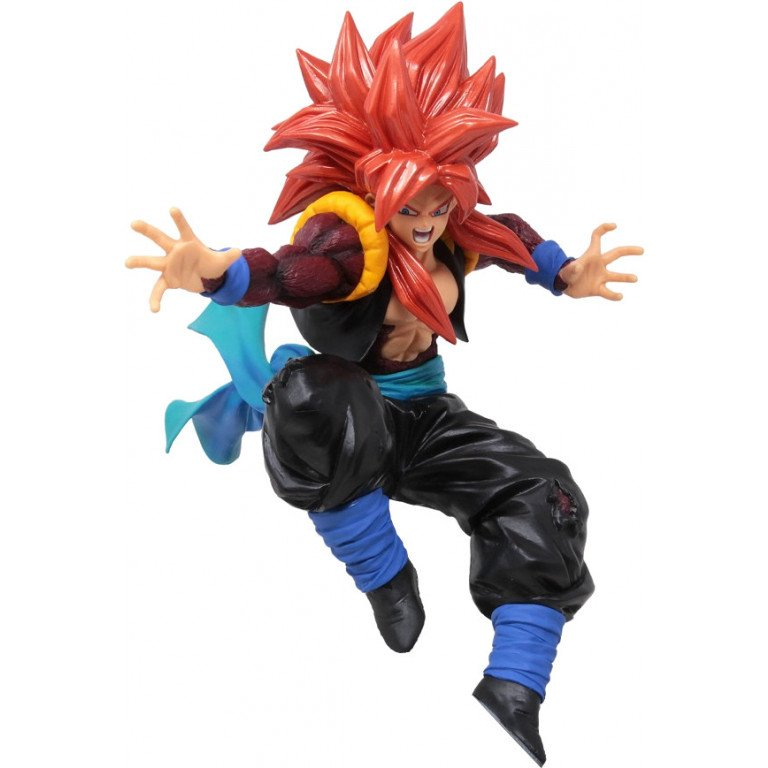 Banpresto - Dragon Ball - Super Sayan 4 - Gogeta Xeno