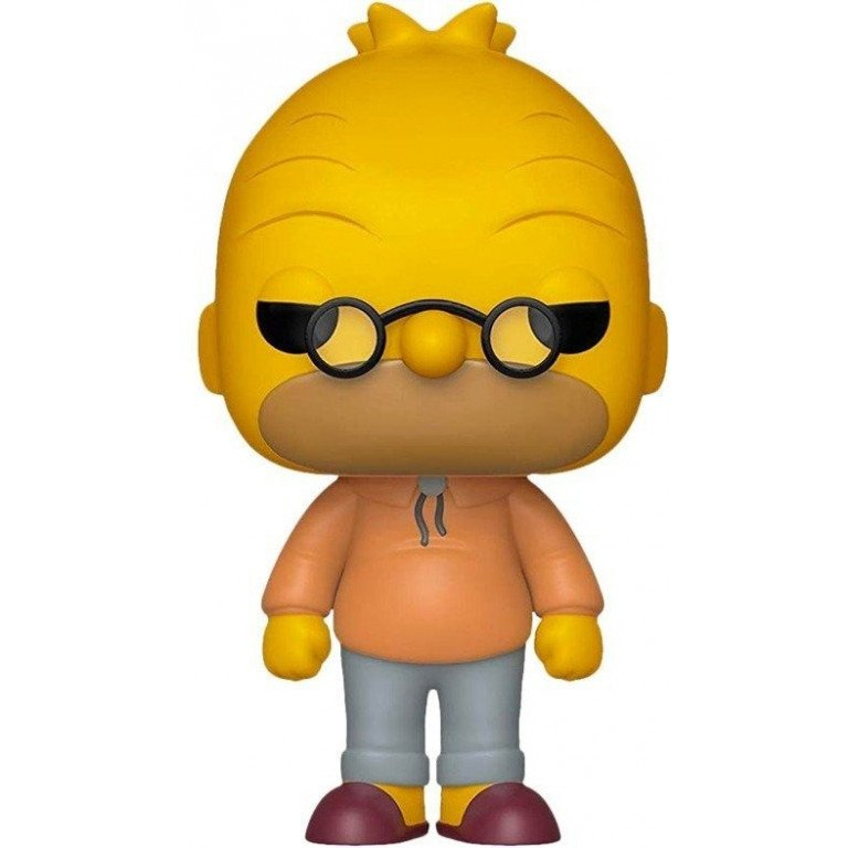 Funko POP - Television - The Simpsons - Grampa Simpson