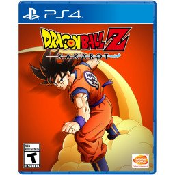 JUEGO PS4: DRAGON BALL Z - KAKAROT