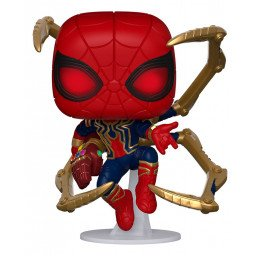 FUNKO POP MARVEL ENDGAME SPIDER MAN IRON