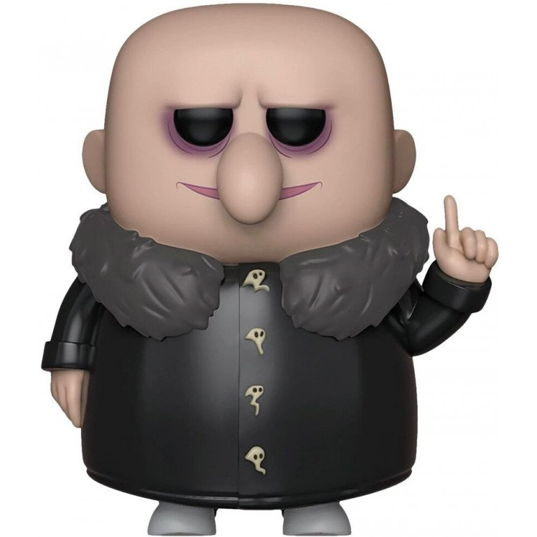 Funko POP - Movies - Addams Family - Uncle Fester