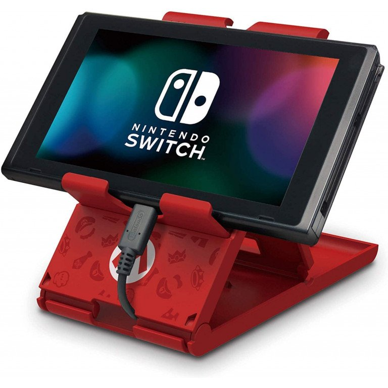 Nintendo Switch - Playstand (Super Mario) By HORI - Officially Licensed By Nintendo