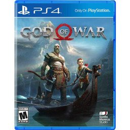 JUEGO PLAYSTATION 4: GOD OF WAR