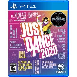 JUEGO PLAYSTATION 4: JUST DANCE 2020