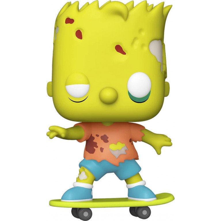 Funko Pop - Television - The Simpsons - Zombie Bart