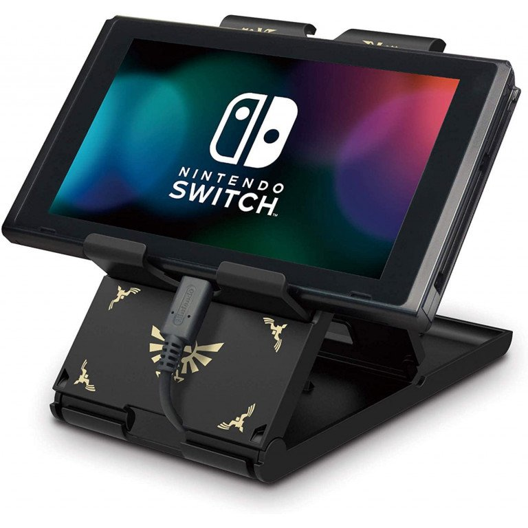 Nintendo Switch - Playstand (Zelda) By HORI - Officially Licensed By Nintendo