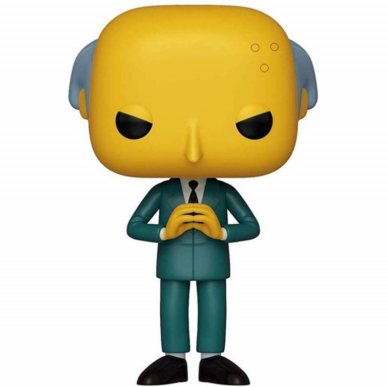 Funko POP - Television - The Simpsons - Mr. Burns