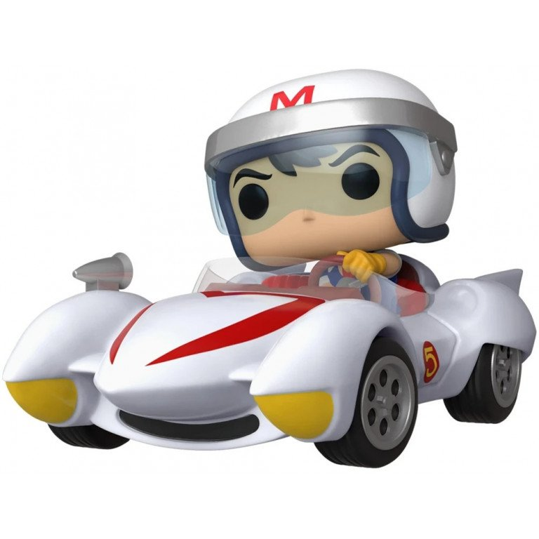 Funko POP - Animation - Speed Racer - Meteoro with Mach 5