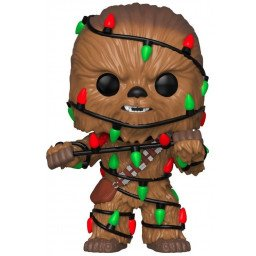 FUNKO POP STAR WARS CHEWBACCA HOLIDAY